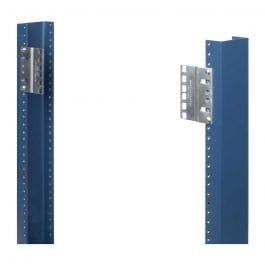 1U Reducer Bracket Set 23 To 19 Rackmount RRSP-1F AMERICAN MADE!