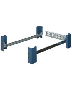 Front view - Dell 2850 Slide Rail