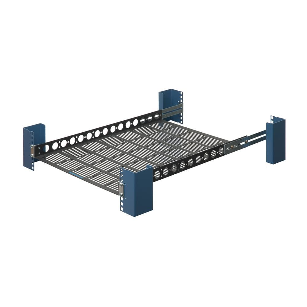 Racksolutions 1u Fixed Rack Shelf Racksolutions