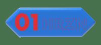Rhombus number badge