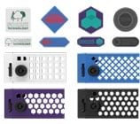 Custom Server Bezels in Multiple Colors and Designs