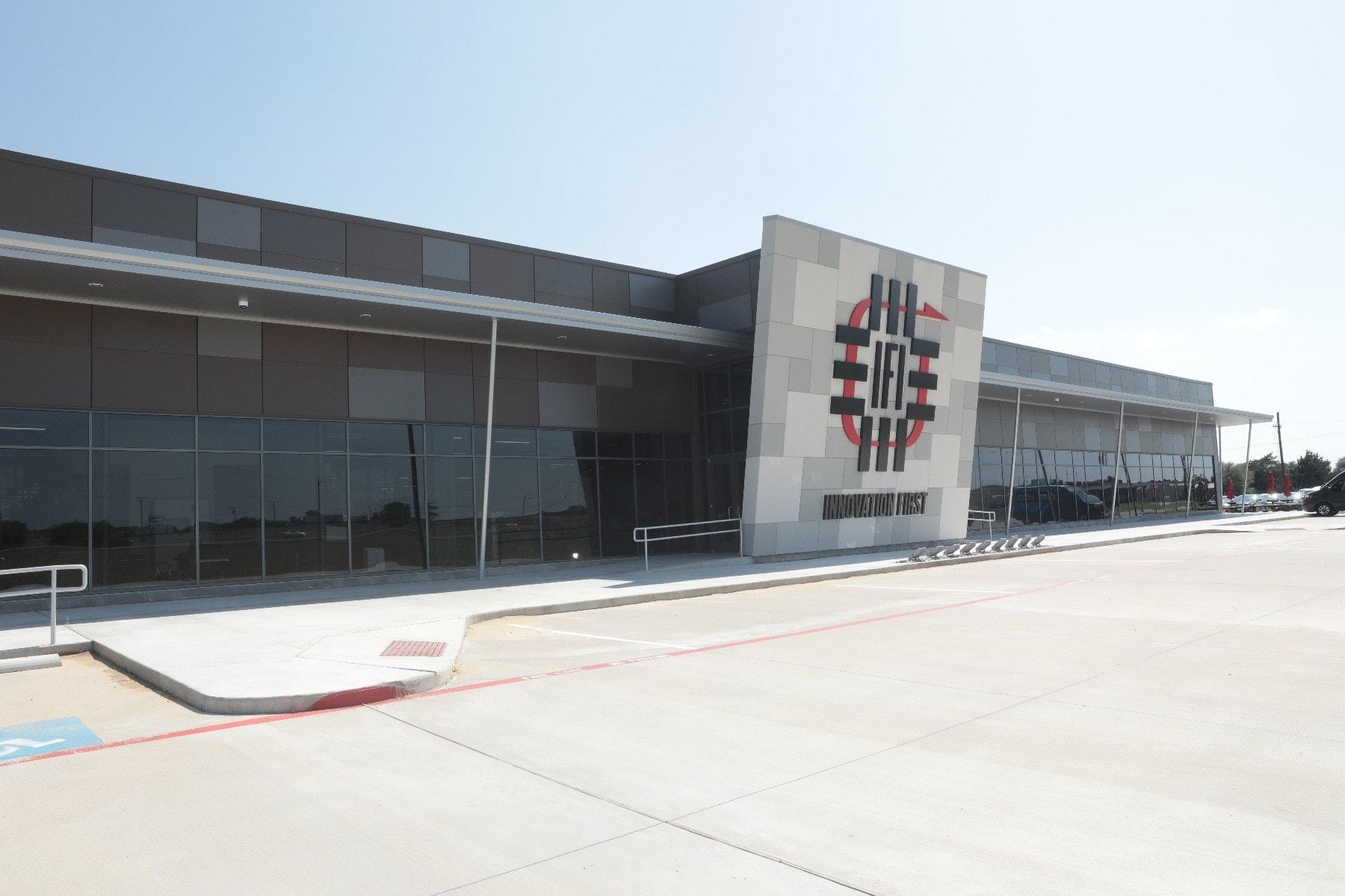 RackSolutions Main Office in Greenville Texas