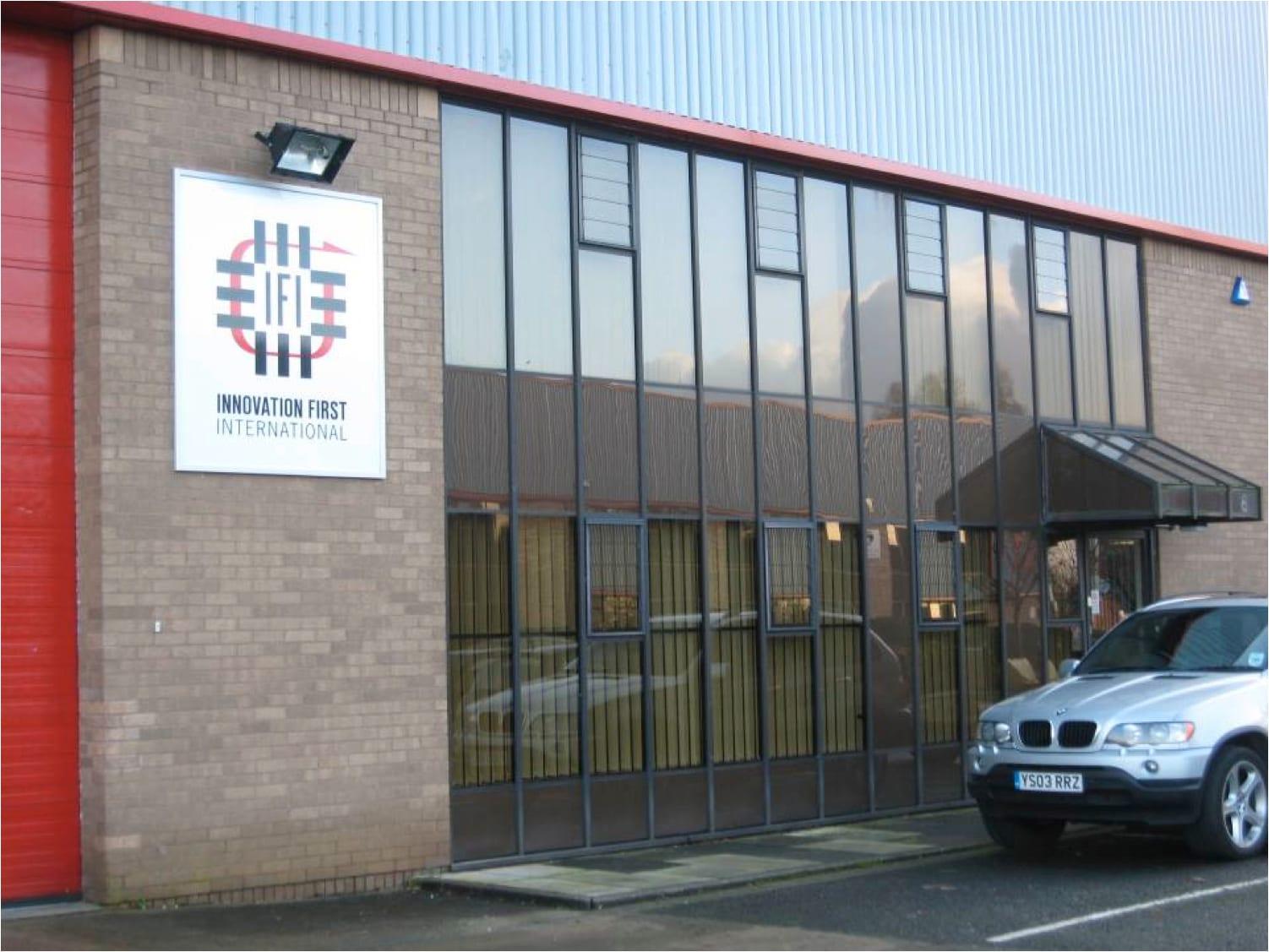 RackSolutions United Kingdom Office in Warrington