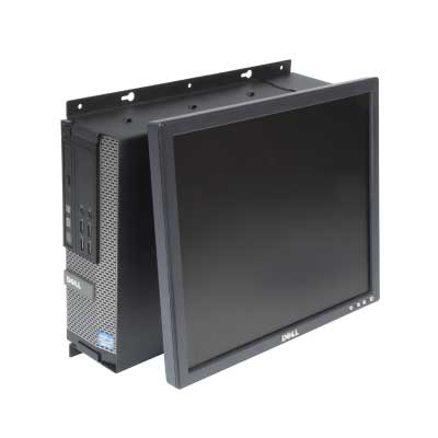 Optimize your workspace with mounts for PCs built by manufacturers such as Dell, HP, Lenovo and more. No matter what brand you own, we have something that will work.