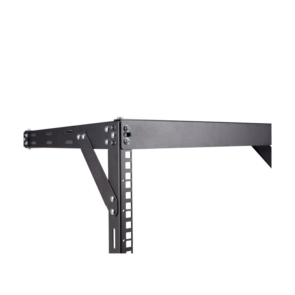 RackSolutions TechEdge 12U Wall Mount Rack Self Squaring View 119-6040