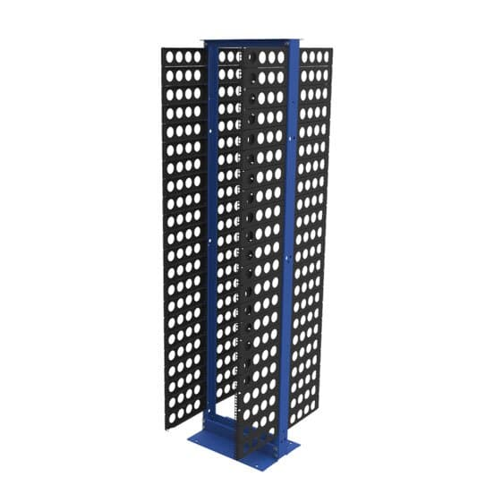 Create a 4 Post cabinet on a 2 Post relay rack