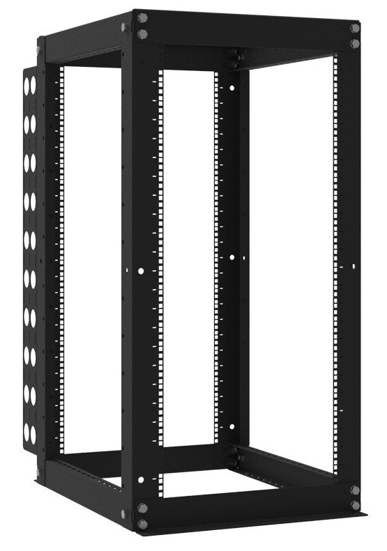 24U Server Rack for Homes and Offices
