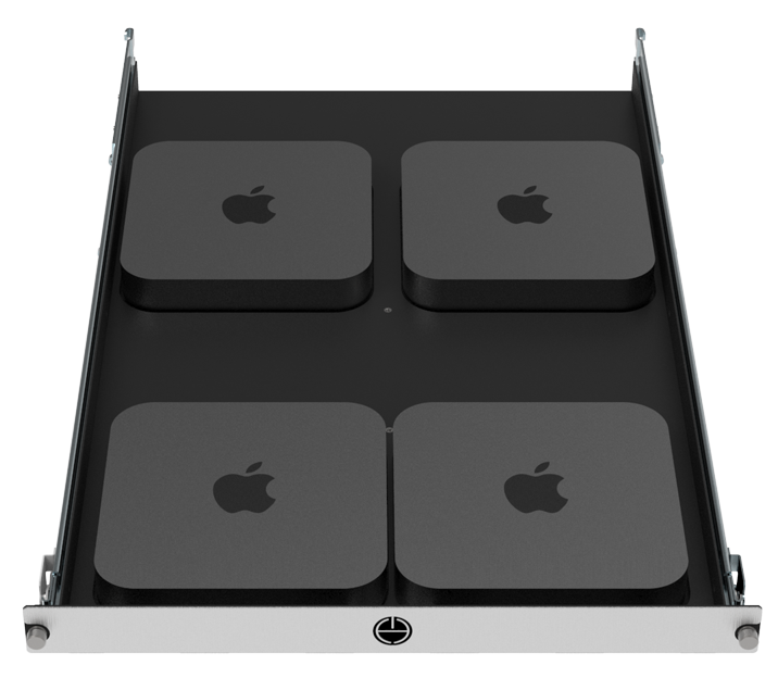 Mac Mini Shelf