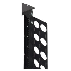 vertical cable management bar