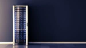 Server Rack Size