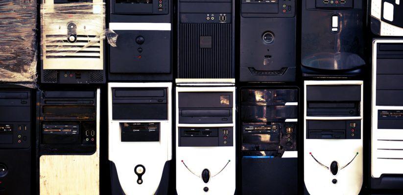 Tower server