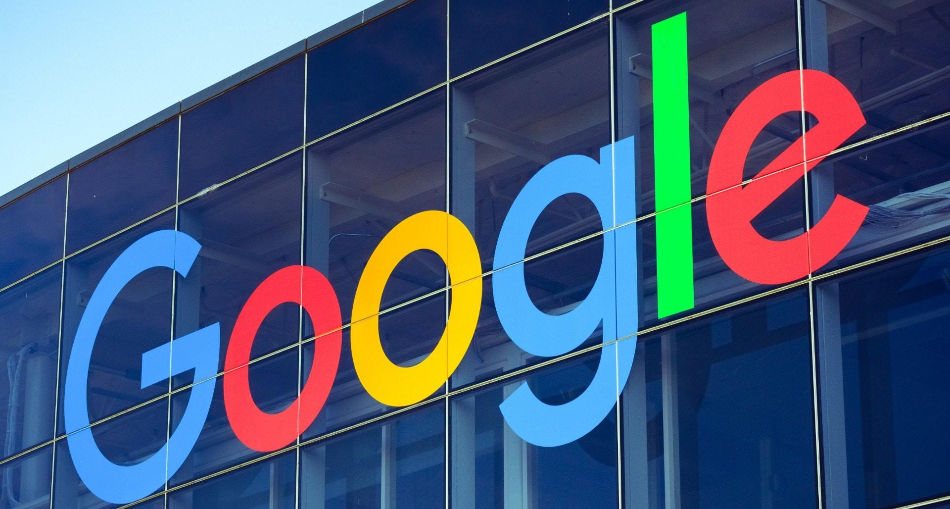 Google data center size sqft