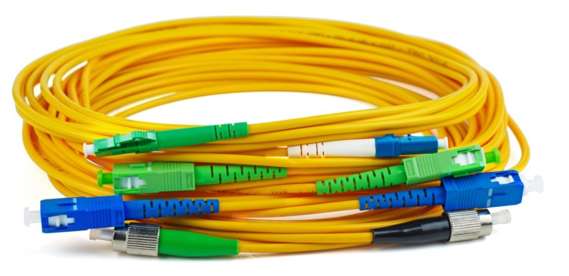Fiber Optic Cable Management