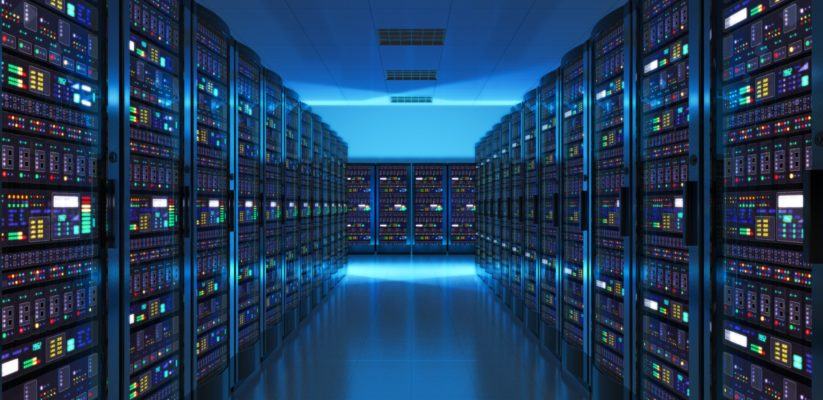 How many servers in a data center?