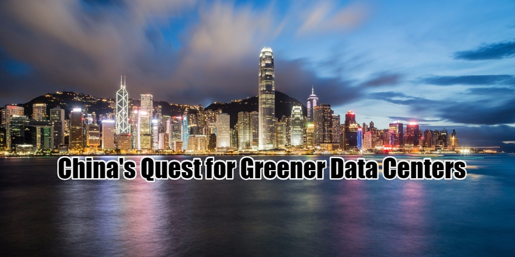 Alibaba Takes Lead in China's Quest for Greener Data Centers
