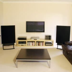 Clean Entertainment Center: How to Keep Yours Clutter-Free - RackSolutions