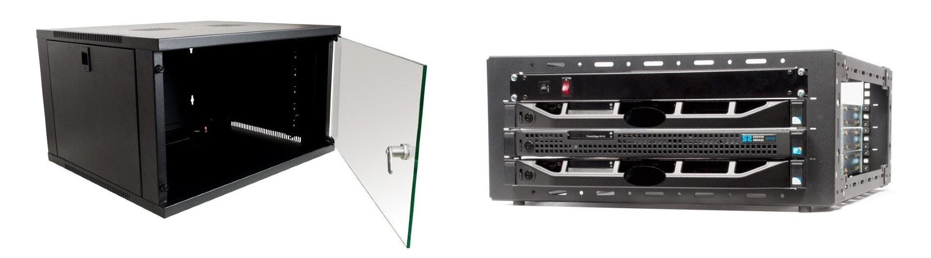 Desktop Server Racks