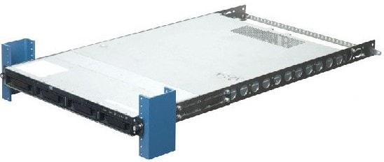 HP DL160 1U rail