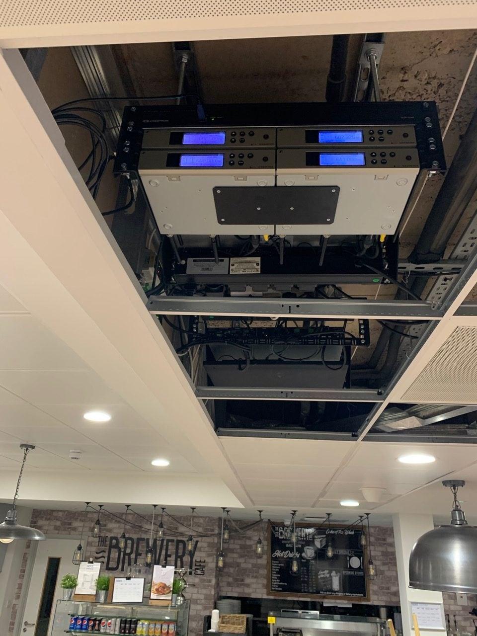 impressionav ceiling wall mount