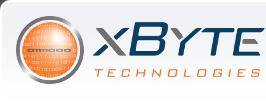 xByte Technologies logo