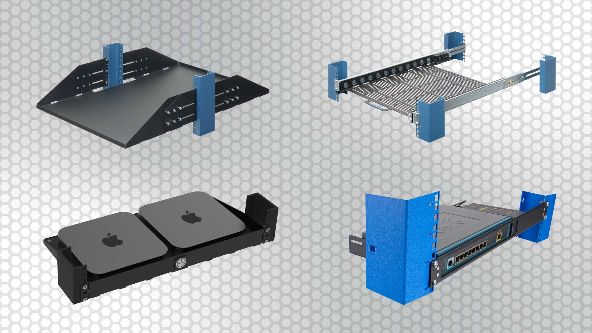 The complete guide to buying server rack shelves