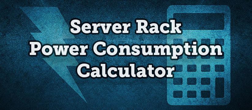 server-rack-power-consumption-calculator