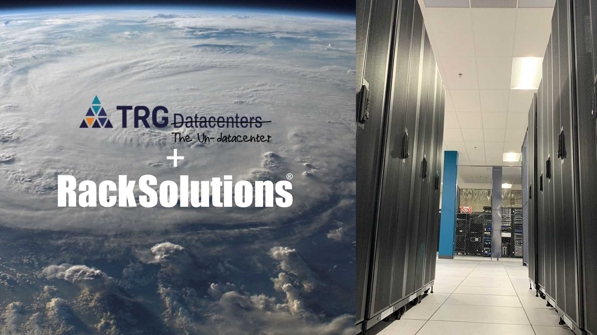 TRG and RackSolutions