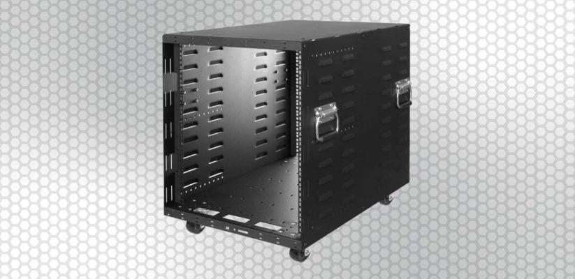 Portable server racks