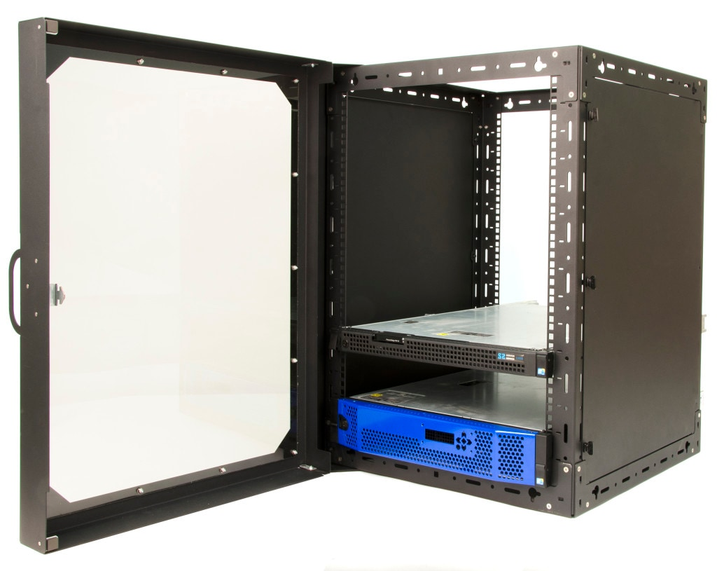 Rack Solutions Introduces New 15u Wall Mount Rack