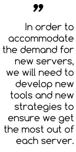 new-servers-tools-strategies