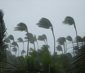 Hurricanes can have a major impact on data center operations.
