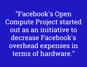 facebook-open-compute-project