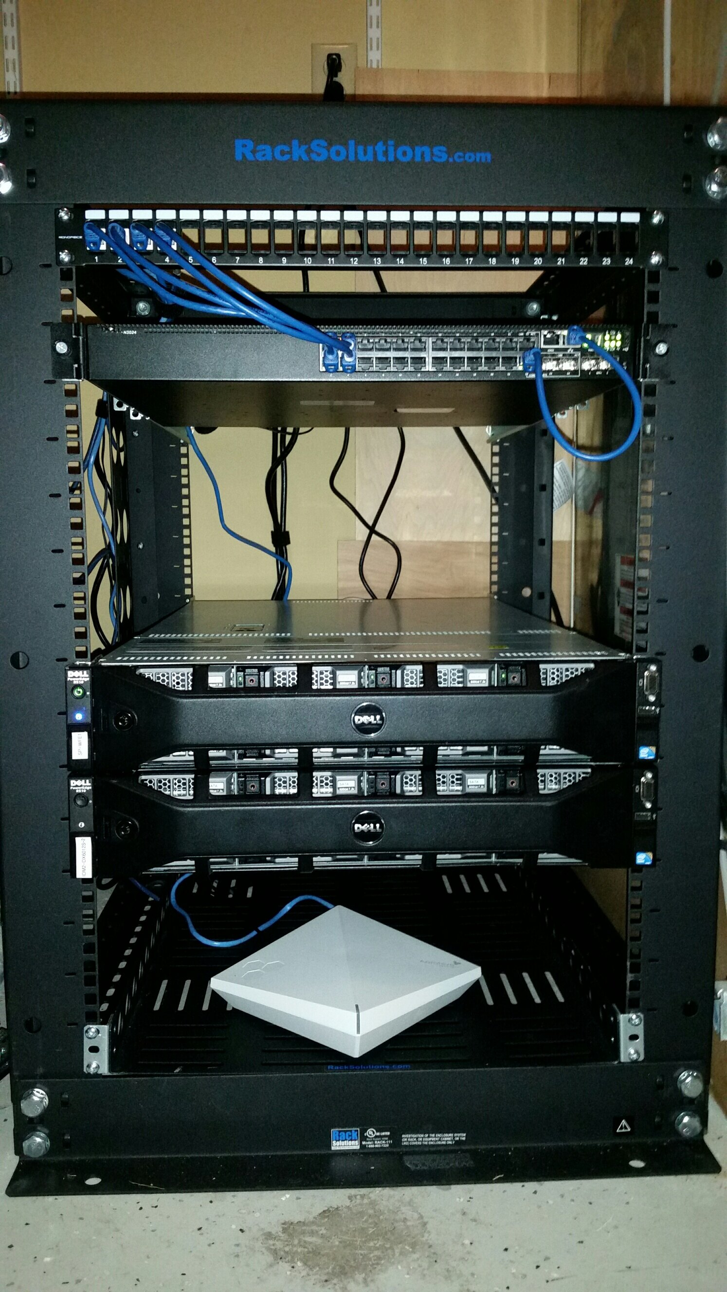 Rack For Home Lab Racksolutions