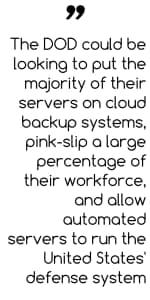 DOD-DataCenter-Automation