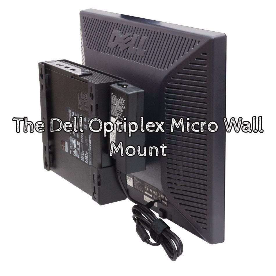 Dell Optiplex Micro Wall Mount Rack Solutions
